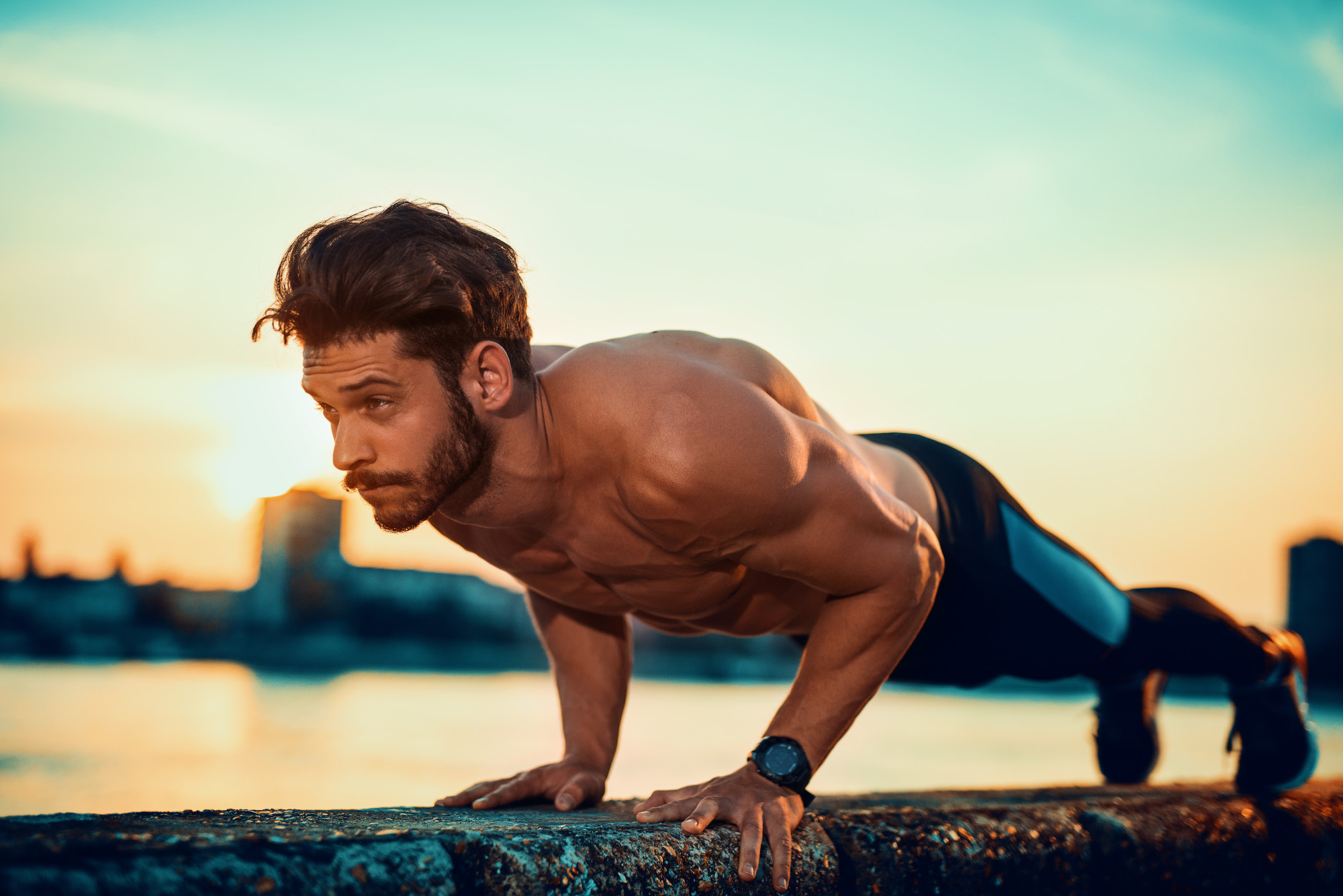 Dream Job: How to Become a Male Fitness Model