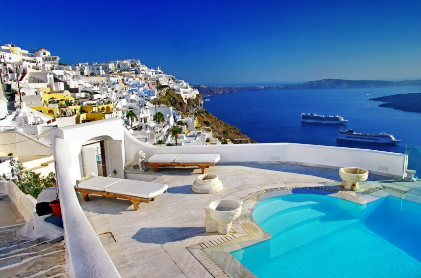 Luxury holidays in Mykonos Villas