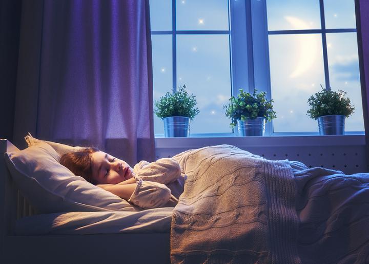 The Importance of Good Sleep Hygiene in Children   HighlightStory